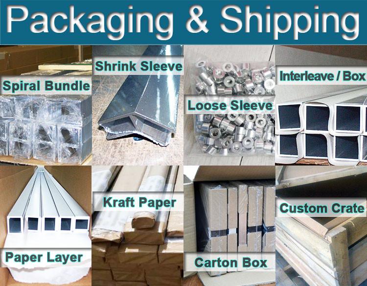 Aluminum-Profile-Packaging